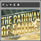 The Pathway of Faith Flyer/Poster Template - GraphicRiver Item for Sale