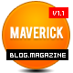 Maverick - Blog/Magazine Wordpress Theme - ThemeForest Item for Sale