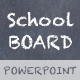 School Board - Creative Powerpoint Templates - GraphicRiver Item for Sale