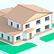 House Isometric - GraphicRiver Item for Sale