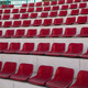 Empty Red Seats in Amphiater - VideoHive Item for Sale