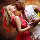 Young couple dances Caribbean Salsa - PhotoDune Item for Sale