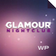 Glamour Nightclub - WordPress Theme - ThemeForest Item for Sale