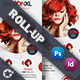 Beauty Saloon Roll-Up Templates - GraphicRiver Item for Sale