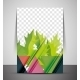 Green Nature Concept Print Template - GraphicRiver Item for Sale