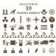 Collection of Packing Symbols - GraphicRiver Item for Sale