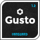 Gusto - Vanguard Wordpress Theme - ThemeForest Item for Sale