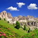 Dolomite peaks, Rosengarten - PhotoDune Item for Sale