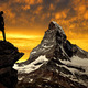 Matterhorn in the sunset - PhotoDune Item for Sale