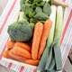 fresh vegetable on a tray - PhotoDune Item for Sale