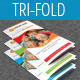 Multipurpose Business Tri-Fold Brochure Vol-20 - GraphicRiver Item for Sale