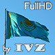 Flag of Kazakhstan - VideoHive Item for Sale