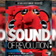 Sound of Revolution Flyer - GraphicRiver Item for Sale