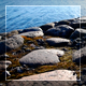 Stones And Blue Water - VideoHive Item for Sale