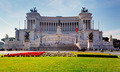 ROME-AUGUST 10:The Altare della Patria on August 10, 2013 in Rom - PhotoDune Item for Sale