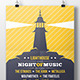 Lighthouse Flyer - GraphicRiver Item for Sale