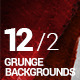 12 Painted/Urban/Grunge Backgrounds Vol.2 - GraphicRiver Item for Sale