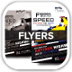 F1 Super Racing Flyers - GraphicRiver Item for Sale