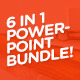 Slidehack's 6 in 1 Powerpoint Bundle - GraphicRiver Item for Sale