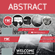 10 Abstract Facebook Timeline Cover Templates - GraphicRiver Item for Sale