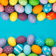 Background with Easter Eggs - PhotoDune Item for Sale