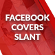 Facebook Covers Slant - GraphicRiver Item for Sale