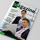 Corporate InDesign Magazine Template - GraphicRiver Item for Sale