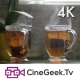 Tea Glasses - VideoHive Item for Sale