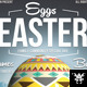 Easter Event Flyer - GraphicRiver Item for Sale