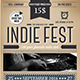 Indie Fest 3 - GraphicRiver Item for Sale