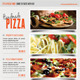 Food And Pizza Menu Flyer 09 - GraphicRiver Item for Sale
