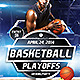 Basketball Event Flyer Template - GraphicRiver Item for Sale