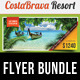 3 in 1 Tour Travel Flyer Bundle 03 - GraphicRiver Item for Sale