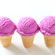 Berry ice cream cones - PhotoDune Item for Sale