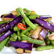 Chinese Food: Fried eggplant slices - PhotoDune Item for Sale