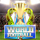 World Football Flyer Template - GraphicRiver Item for Sale