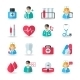 Medical Healthcare Icons Set - GraphicRiver Item for Sale