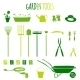 Garden Tools Icons Set - GraphicRiver Item for Sale