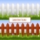 Garden Fence Pattern - GraphicRiver Item for Sale