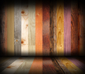 colorful different planks interior design - PhotoDune Item for Sale