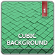 36 Cubic Backgrounds V.1 - GraphicRiver Item for Sale
