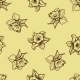 Seamless Flowers Pattern - GraphicRiver Item for Sale