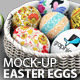 Easter Eggs Mock-up - GraphicRiver Item for Sale