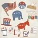 Election Icons - GraphicRiver Item for Sale