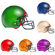 American Football Helmets - GraphicRiver Item for Sale
