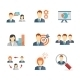 Business People for Web and Mobile App - GraphicRiver Item for Sale