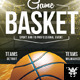 Basketball Event Flyer - GraphicRiver Item for Sale