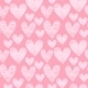 Pink Heart Seamless Pattern - GraphicRiver Item for Sale
