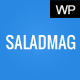 SaladMag - Responsive WordPress Magazine Theme - ThemeForest Item for Sale