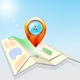 Map and Pointer - GraphicRiver Item for Sale